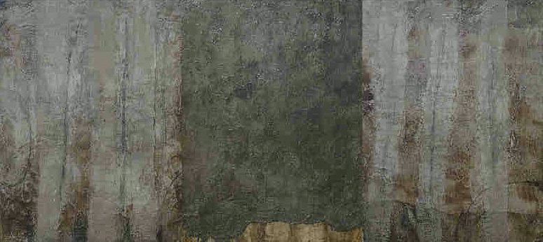 Section triptych  2006