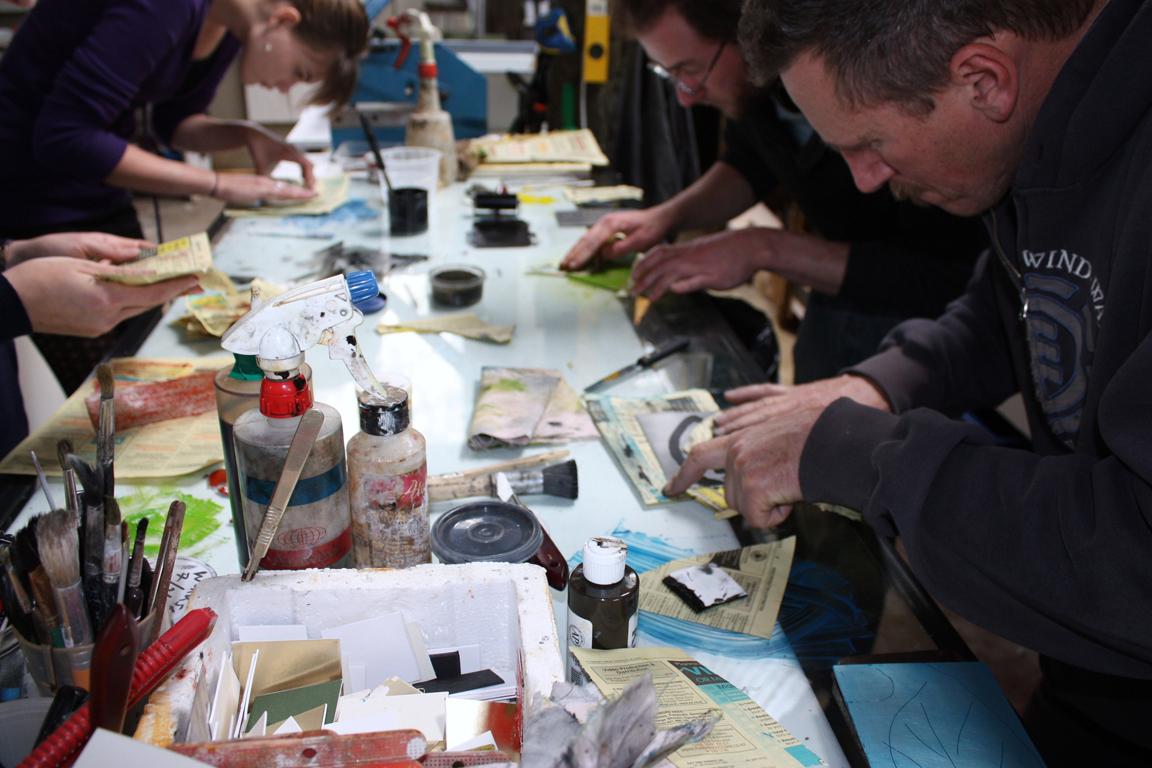 04 workshop at wharepuke