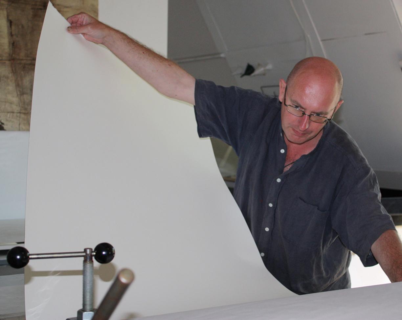 Mark Graver printing